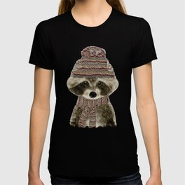 little indy raccoon T-shirt