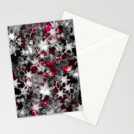 Orchid Galaxy Stationery Cards