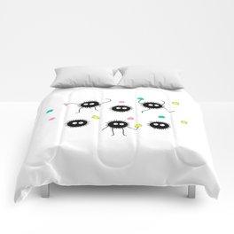 Soot Sprites / Spirited Away Comforters