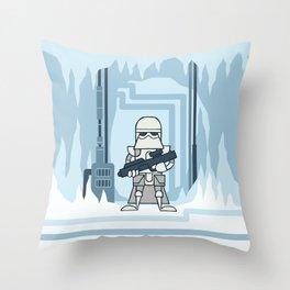 EP5 : Snowtrooper Throw Pillow