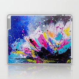 Night Lotus Laptop & iPad Skin