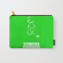 GRINCH Carry-All Pouch