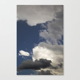 Storm Clouds 1 Canvas Print