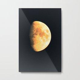 Big Old Moon Metal Print