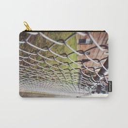 The Fences on a Rainy Day in New York City Carry-All Pouch