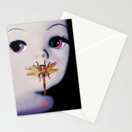 Silence... Stationery Cards