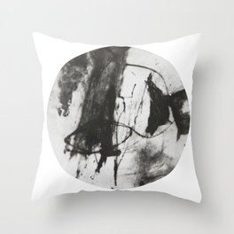 41.8667 South -  148.2833 East Throw Pillow