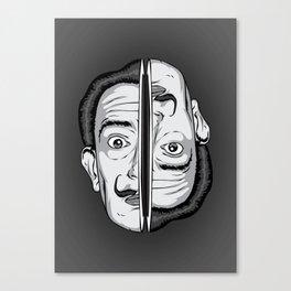 salvador mobi Canvas Print