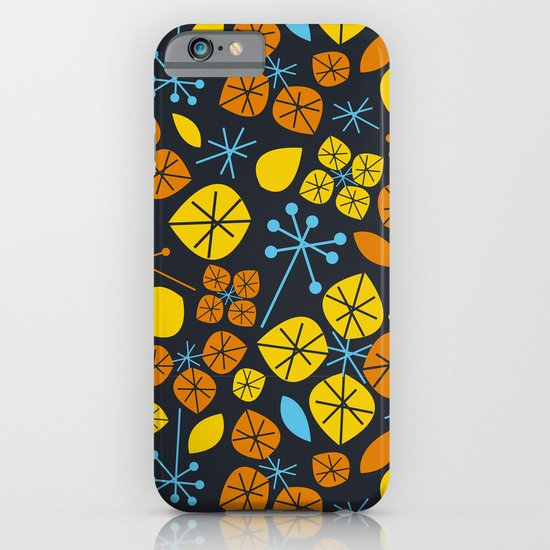 Leaf Scatters iPhone & iPod Case