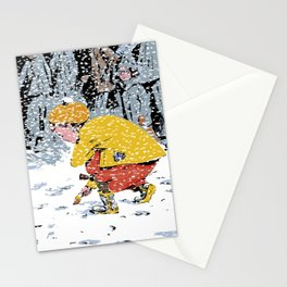 Lost Ticket Stationery Cards