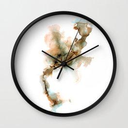 Mystery Island Wall Clock
