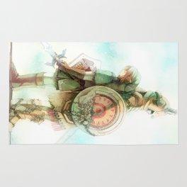 Zelda: Lineage Rug