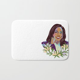 Madam Vice President for the People Bath Mat