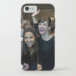 Felisha Terrell & Haley Webb 2014 iPhone Case