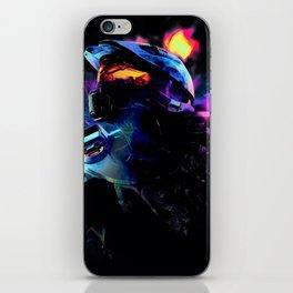 Neon Chief iPhone Skin