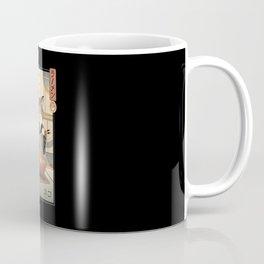 Neko Ramen Ukiyo-e Coffee Mug