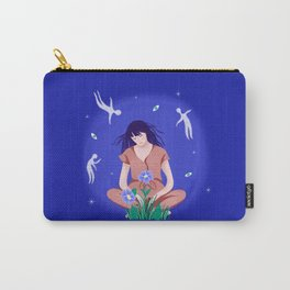 Dreamy Meditation Carry-All Pouch