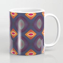 70's Geometric 2 Coffee Mug