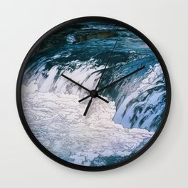 Torrent - Digital Remastered Edition Wall Clock