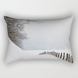 Snow Boutique Rectangular Pillow