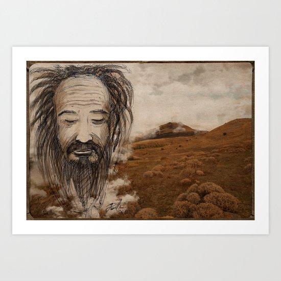 Michaelis Art Print