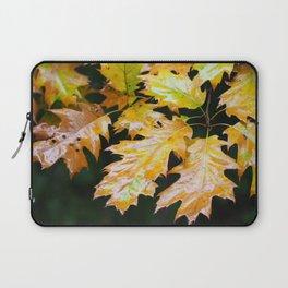 Fall Rain Laptop Sleeve