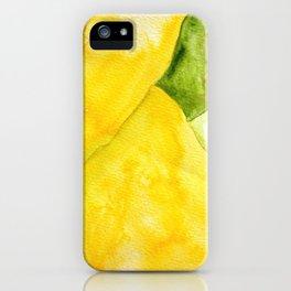 Flor de Cactus iPhone Case