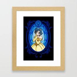 Princess Mercury Framed Art Print