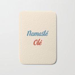 Namasté Olé Bath Mat