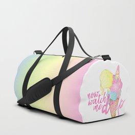 NOW WATCH ME DRIP Duffle Bag