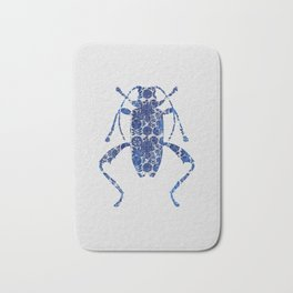 Blue Beetle IV Bath Mat