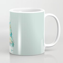 Tropical Xmas Coffee Mug