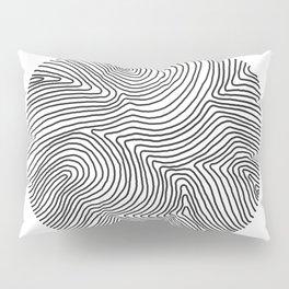 Fingerprint Pillow Sham
