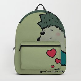 You're the one for me Fatty! Backpack