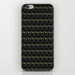 Blk&Wht.4Ladies iPhone Skin