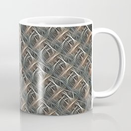 Strange Fibers - Bamboozled Braid Coffee Mug
