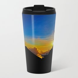 Sunset To Dream Of Travel Mug