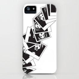 Polaroid Jesus iPhone Case