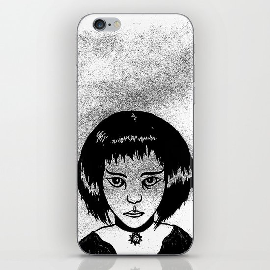 THE PROFESSIONAL iPhone & iPod Skin