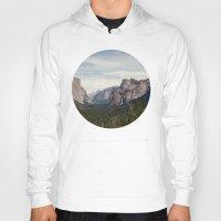 yosemite Hoodies featuring Yosemite Valley by Laura Ruth