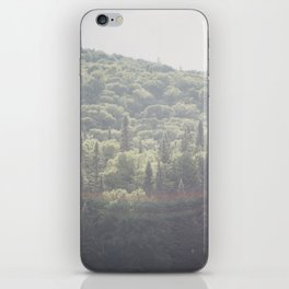 Forest at Dawn iPhone Skin