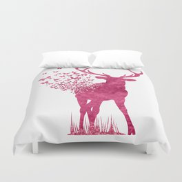 And Love Will Grow Duvet Cover