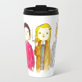 Royal Tenenbaum bought the house on Archer Avenue in the winter of his 35th year Travel Mug
