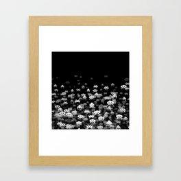 Invaded BLACK Framed Art Print