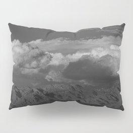 Virgin Mountains - B & W Pillow Sham