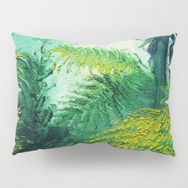 Rainforest Lights and Shadows Pillow Sham