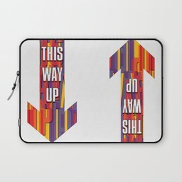 This Way Up Laptop Sleeve