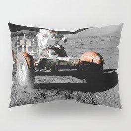 Apollo 17 - Moon Buggy Pillow Sham