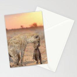 Hyena Photos Stationery Cards