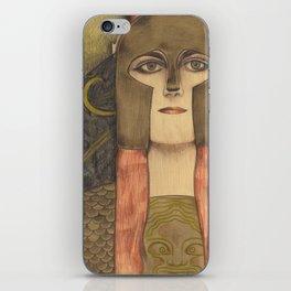 Pallas Athena iPhone Skin